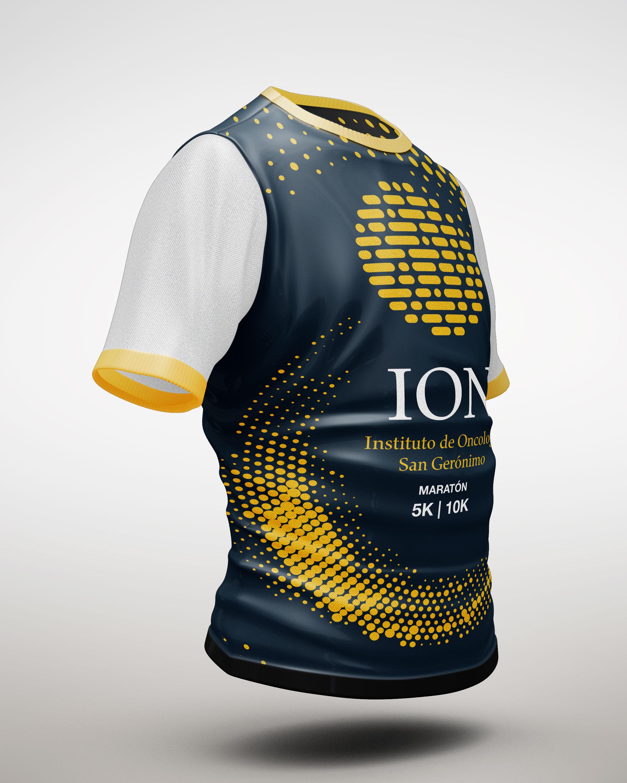 Equipo oficial de la I Maratón ION 2017