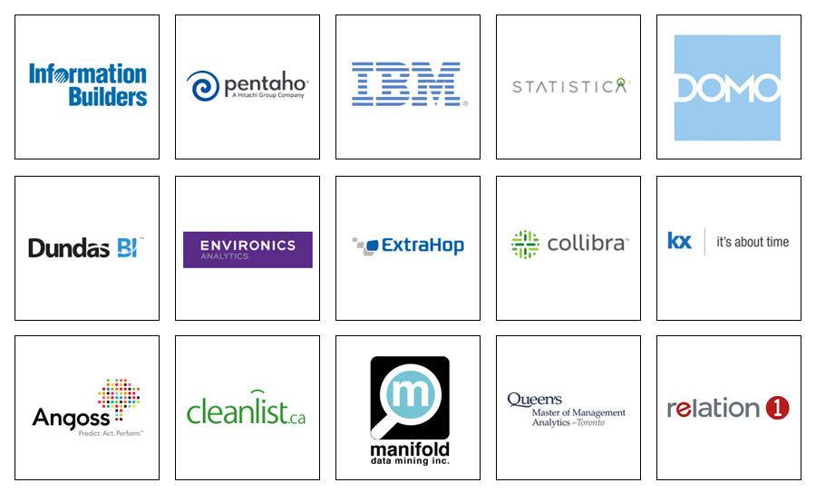 BDT17 sponsors