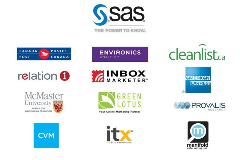 Data Marketing sponsors logos 10_13