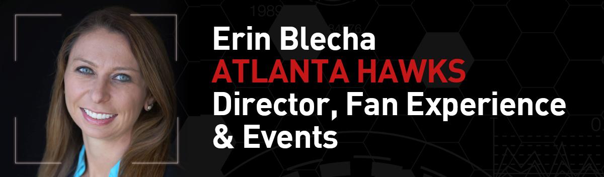 Erin Blecha - Atlanta Hawks