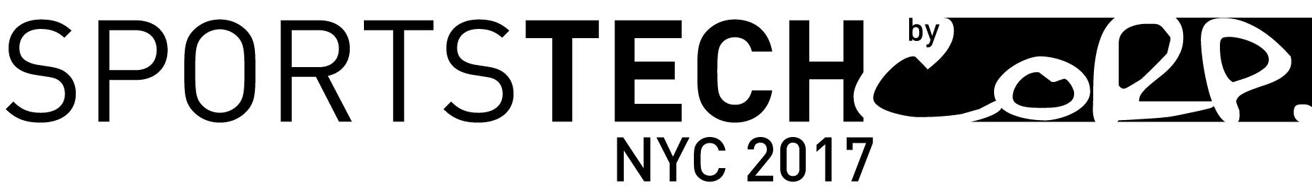 SportsTech NYC logo black