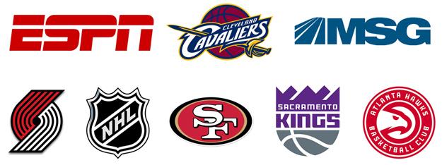 sportstech team logos