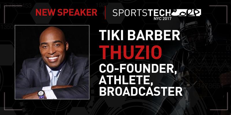 tiki barber sports tech speaker