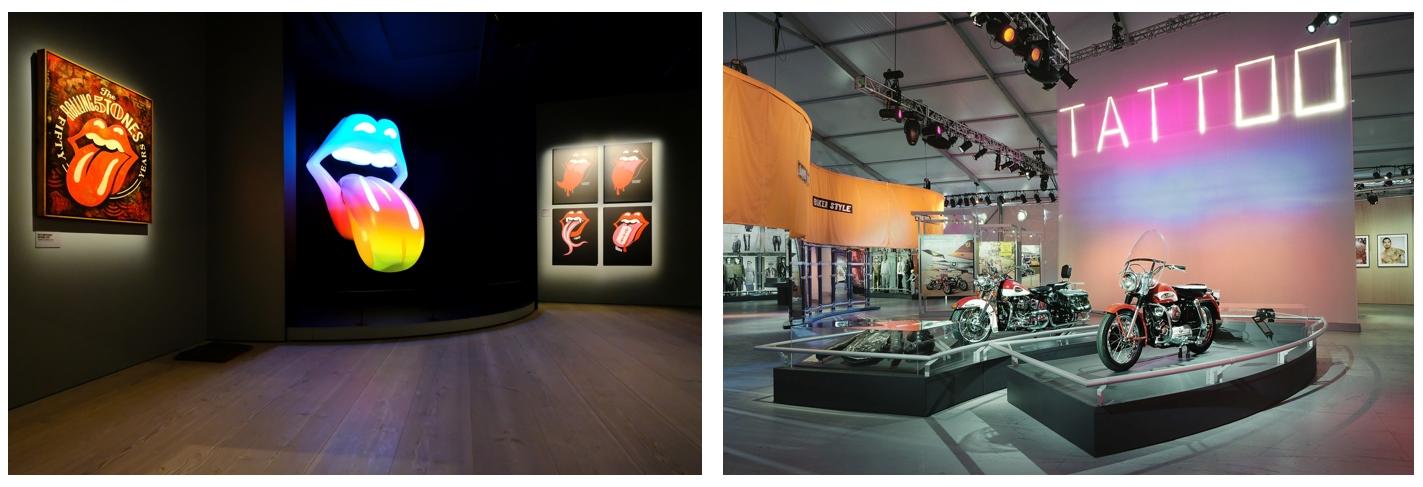 ISG exhibitions