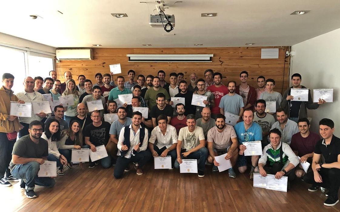 Graduacion Trading 2018