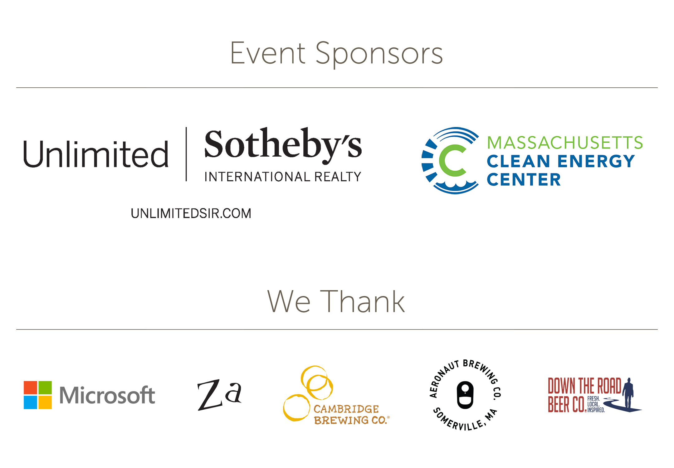 Toast To Impact Party: Celebrating MA' Health and Cleantech