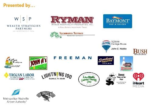 TN Beer & Wine Festival Sponsors