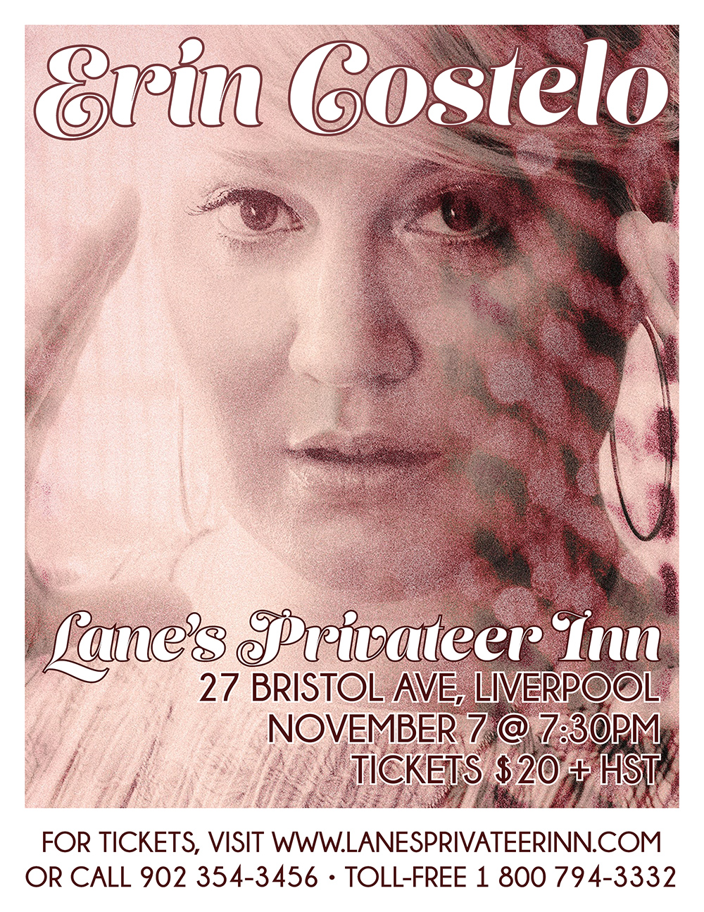 Erin Costelo - Live at Lane's in Liverpool