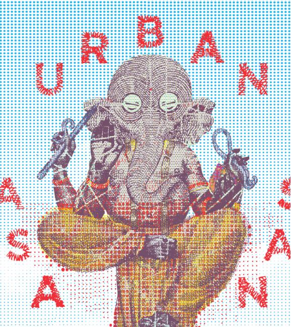 Urban Asanas