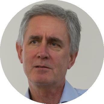 Prof. Michael Brown (Source: University of Gothenburg)