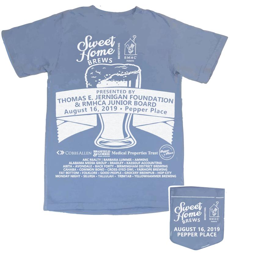 Sweet Home Brews Tshirt
