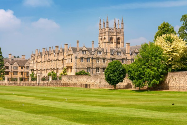 Guided Walking Tour of Oxford