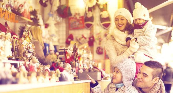 Bicester Village shopping