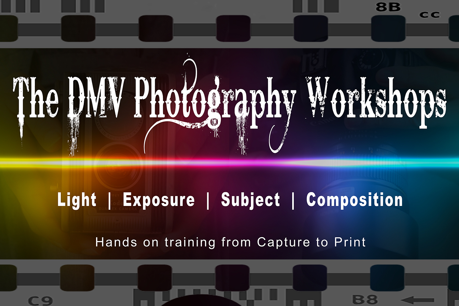 Editorial Beauty Photography Workshop
