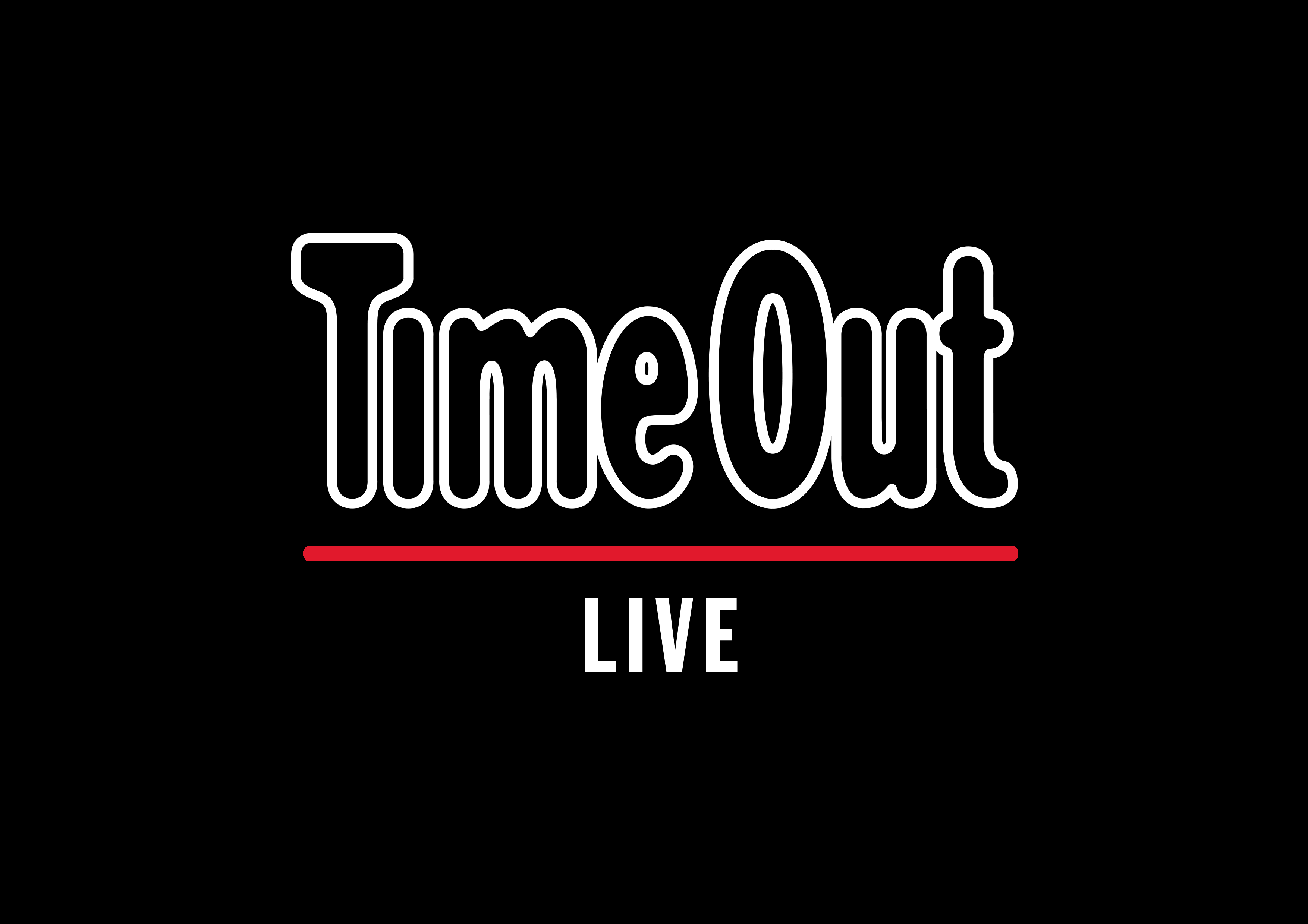 Time Out Live Logo