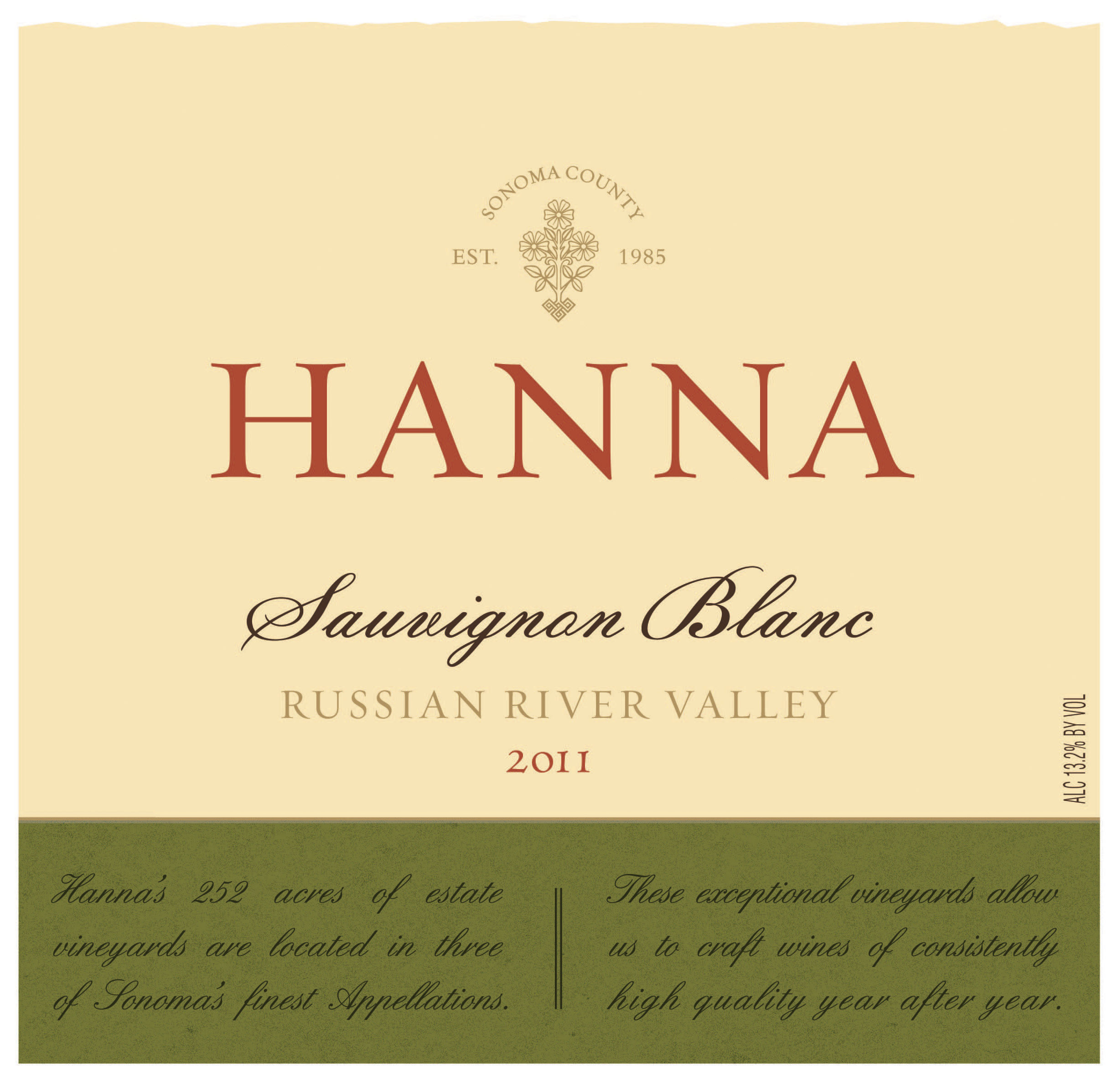 Hanna Wine