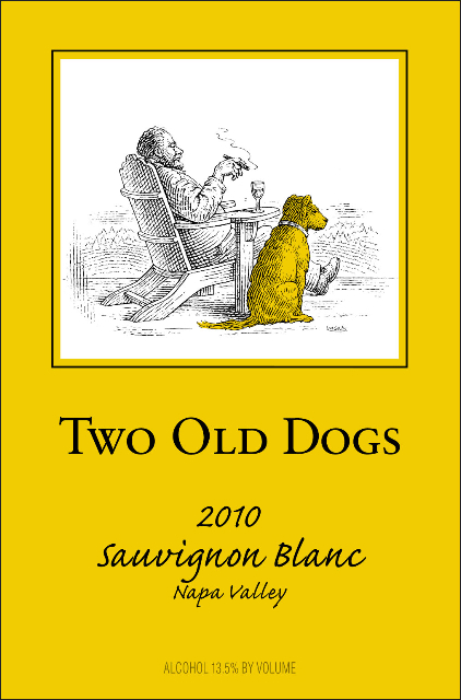 Two Old Dogs