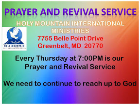 Prayer and Revival