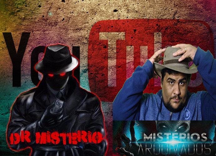 Dr. Mistério e Mistérios Arquivados