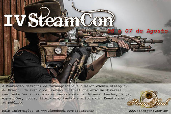 IV SteamCon