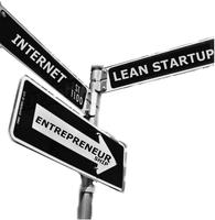 The Lean Crossroad:  Lean Startup + Internet +...