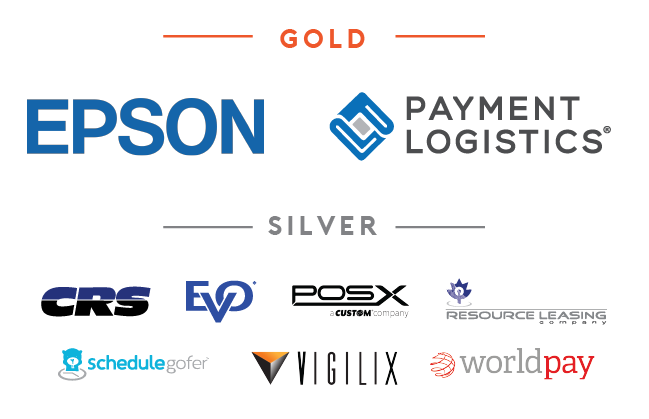 OrderCounter, Partner Conference, The Alamo, sponsors, epson, payment logistics, schedule gofer, pos-x, resource leasing, worldpay