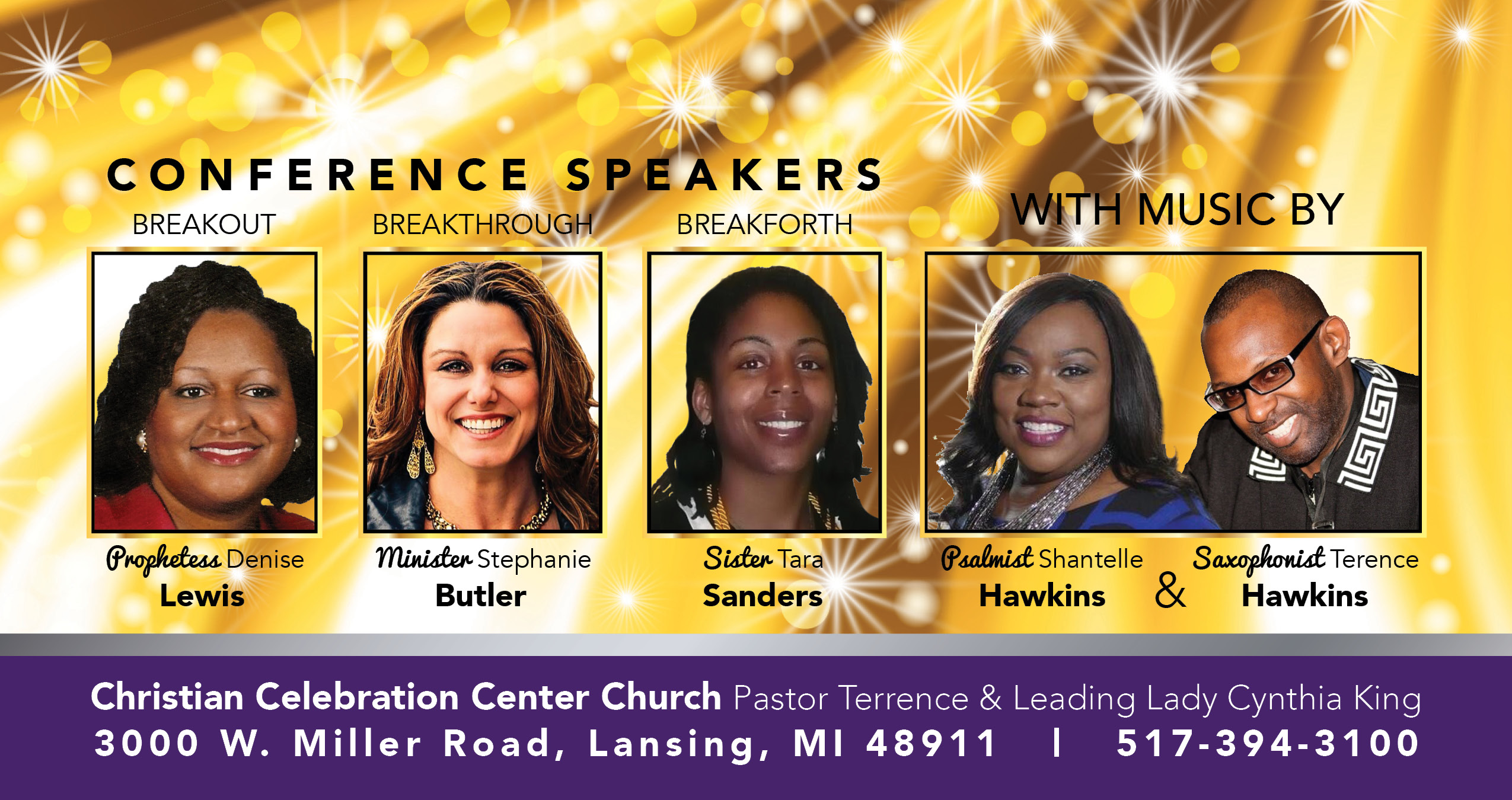 WOW Conference Speakers