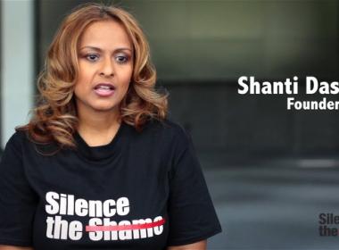 Shanti Das, Founder, Silence The Shame