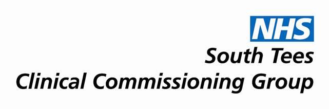 South Tees logo