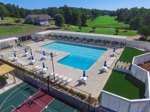 The Pool at Cleghorn Golf & Sports Club
