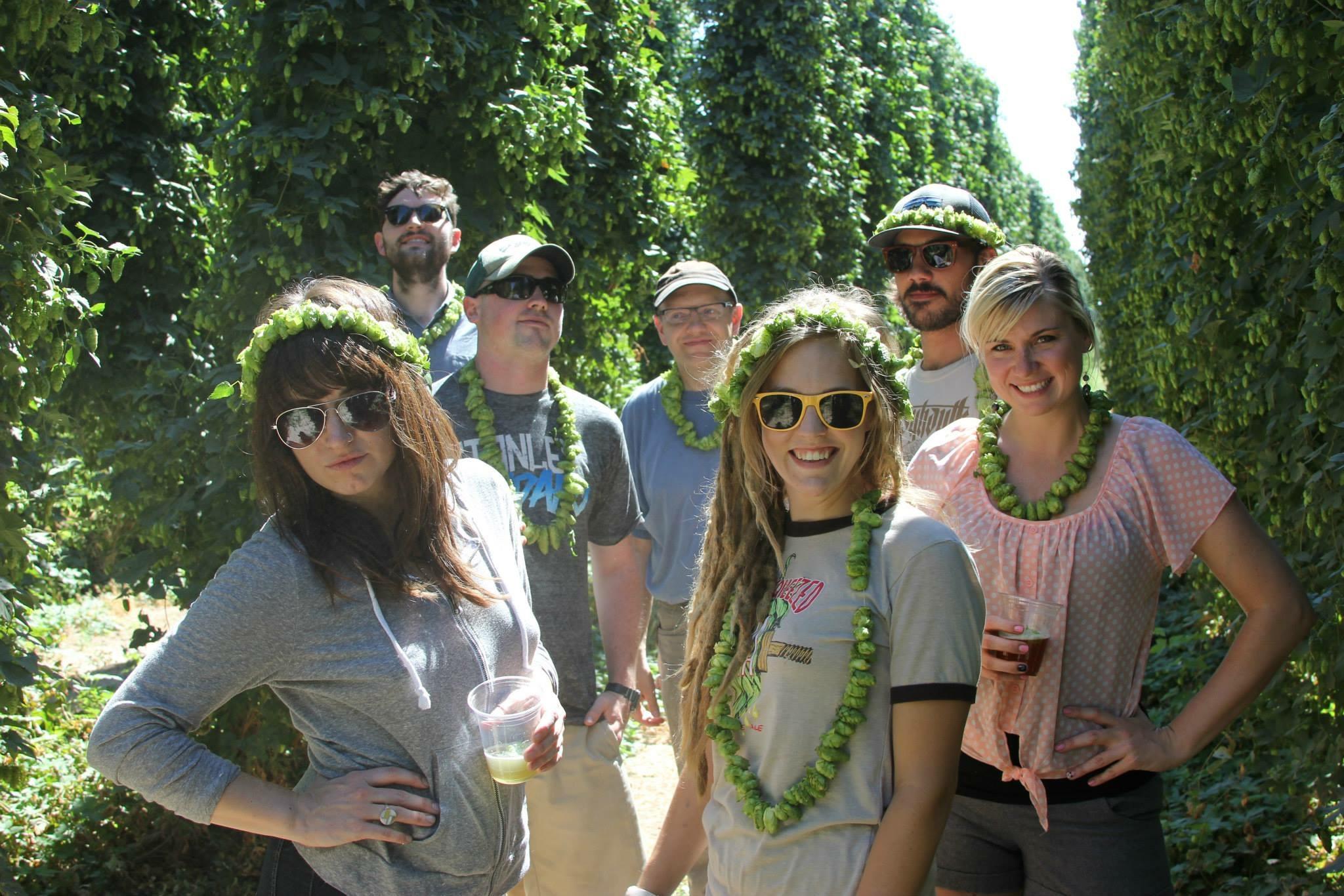 Hop Trip Boise Idaho Bittercreek Alehouse Beer