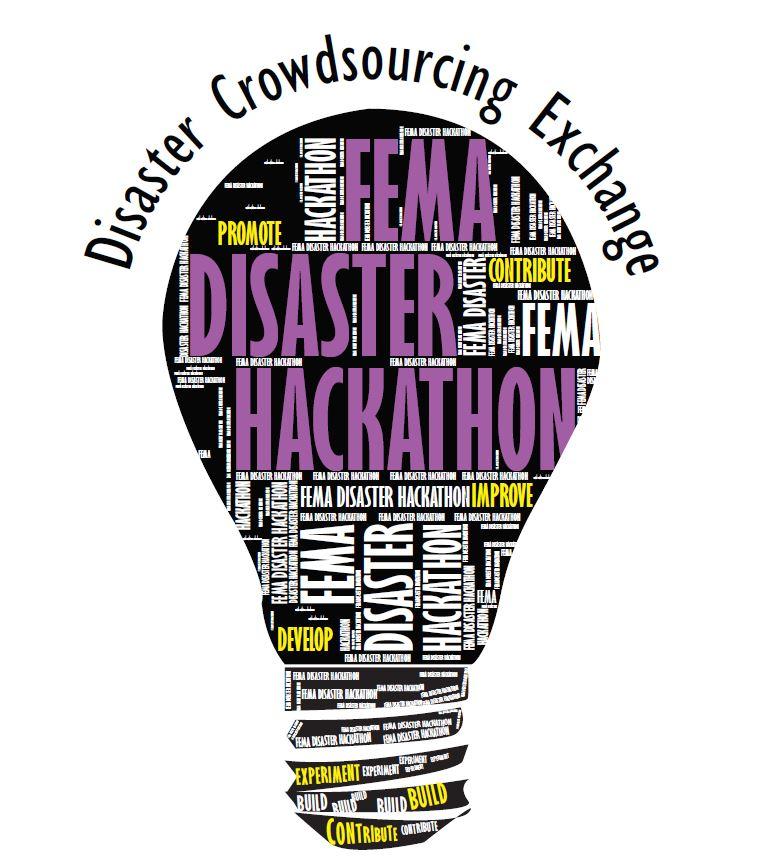 FEMA Disaster Hackathon Logo
