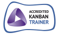 AKT Seal - Lean Kanban University Accredited Trainer
