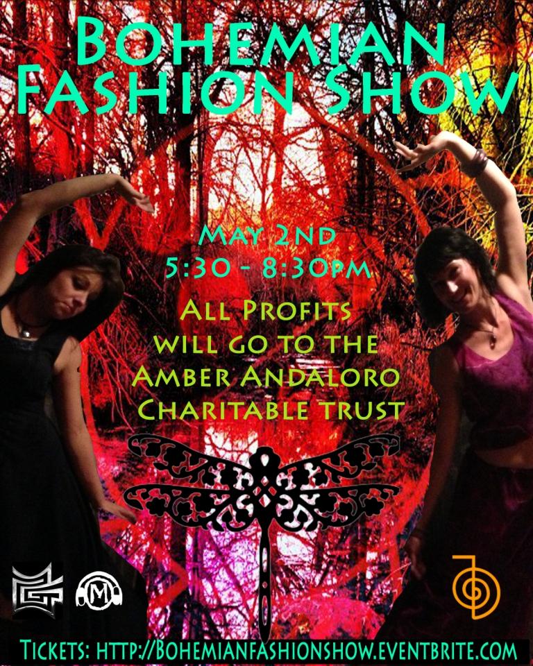 Bohemian Fashion Show Tickets Thu May 2 2013 At 5 30 Pm