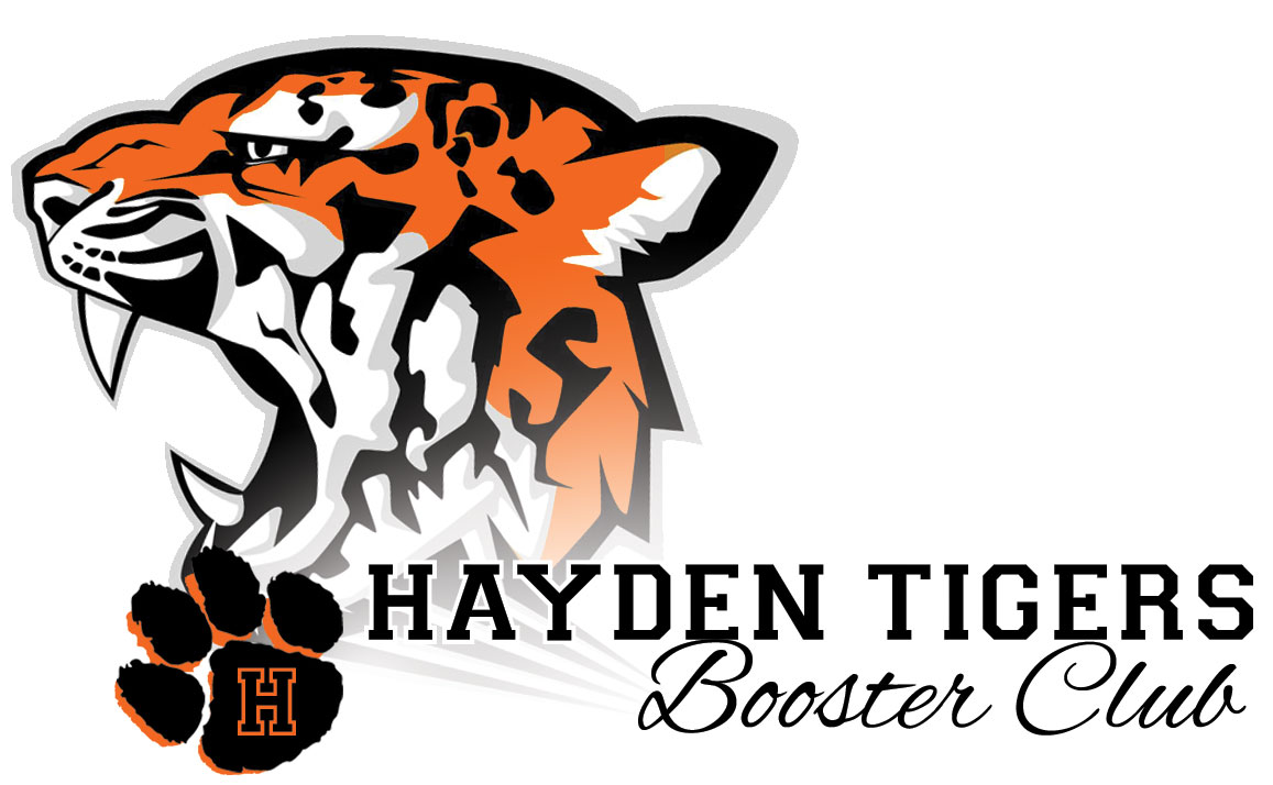 Hayden Tigers BOoster Club Logo