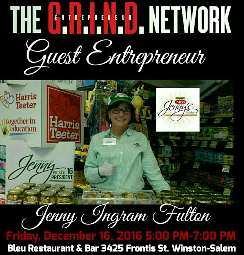 The GRIND Guest Entrepreneur