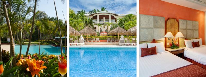 Beautiful beachfront accommodations on the retreat