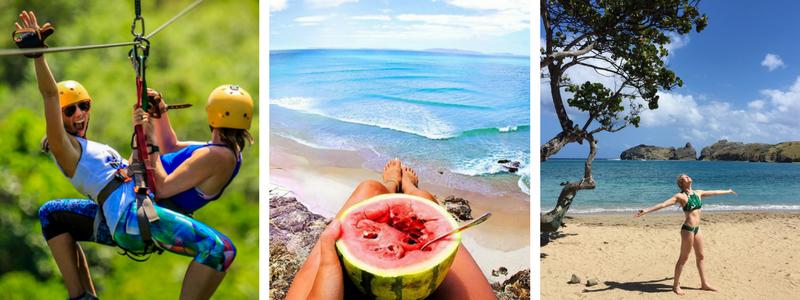 Fitness, Food & Fun in Costa Rica!