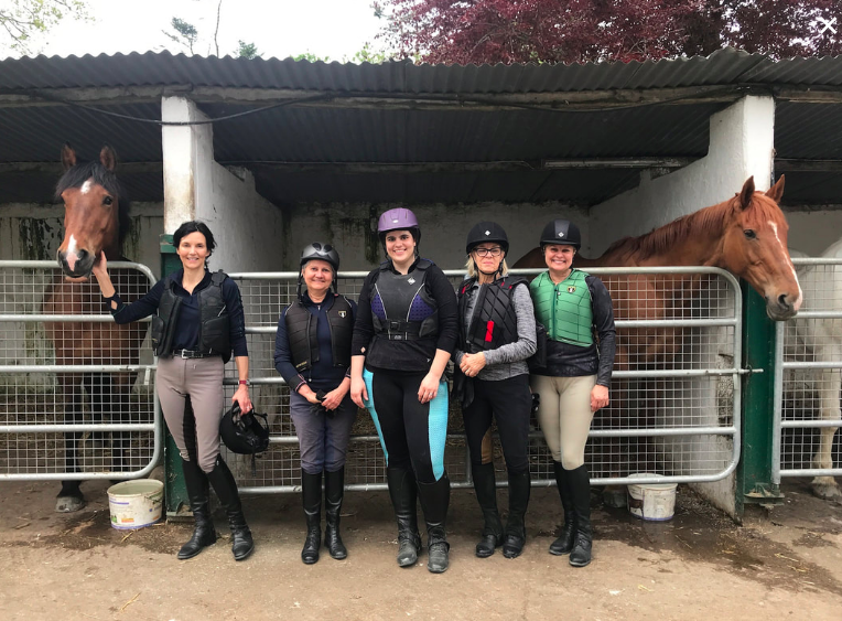 Stable Gals