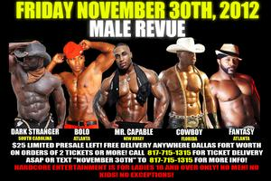 """IN THOSE JEANS"" ALL MALE REVUE"
