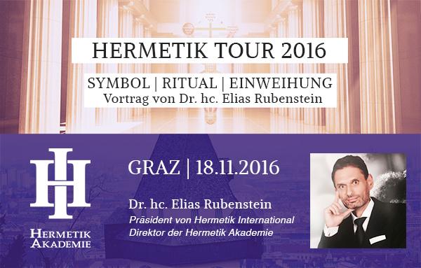 Hermetik Tour 2016 Graz