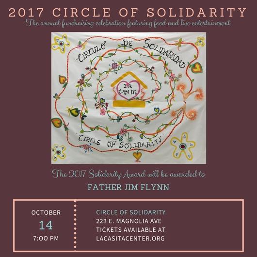 COS 2017 invitation