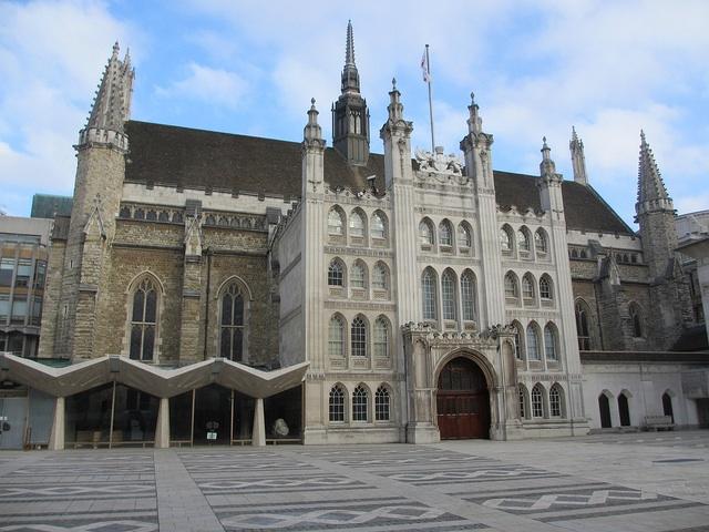 Guildhall (c) David Brown 2011