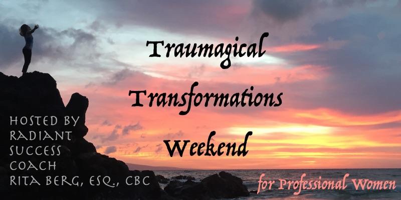 Traumagical Transformations Weekend