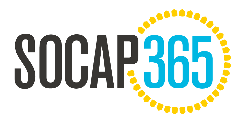 As an ongoing event series, SOCAP 365 features world-class speakers and opportunities to connect at the intersection of money and meaning. Through thought leadership panel discussions, inclusive dialogues, and community-building events in multiple locations, SOCAP 365 serves the rapidly growing global network of impact investors, social entrepreneurs, conscious corporations, philanthropists, government agencies, and innovators in every sector. Whether you're a long-time SOCAP attendee or relatively new and curious about the field, SOCAP 365 is a chance to plug-in locally with like minded peers committed to accelerating the flow of capital toward global good. www.socap365.com