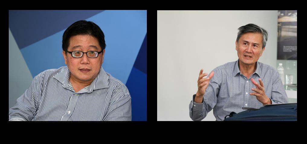 Low Chee Leong & Jeffrey Ng