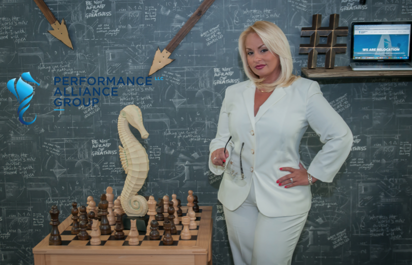 About your coach: Clara Mantilla CEO OF PAG (FOR MORE ABOUT ME) CLICK: http://www.performancealliancegroup.com/