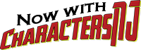 Characters NJ Logo