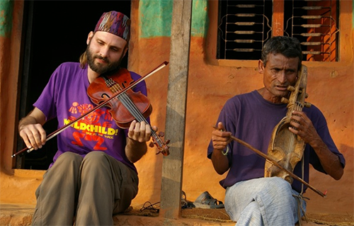 Mountain Music Project in Nepal