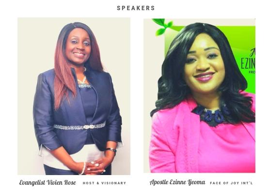 Speakers Singles Tour Atlanta